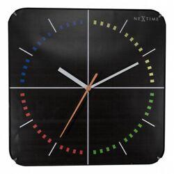 Boyle NeXtime Modern Indoor Stylish Wall Clock 4 Seasons