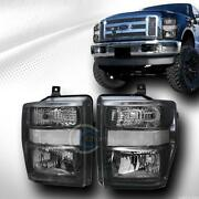 Ford F350 Headlights