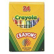 Crayola Crayons 24