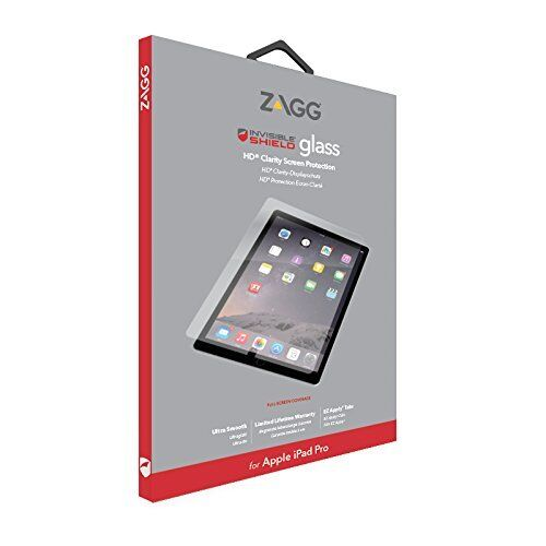 Zagg invisibleSHIELD GLASS Screen protector for Apple 12.9-inch iPad Pro ID7GLS-F00