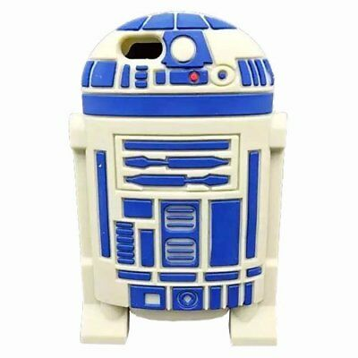 STAR WARS Silicone 6s iPhone r2d2 Droid Soft Rubber Protective Cell Phone Case for sale  Soulsbyville