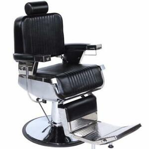 CONSTANTINE BARBER CHAIR