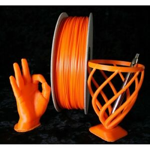 ALL TYPE OF FILAMENT FOR 3D PRINTER  ABS, PVA,PLA.HIPS,NYLON