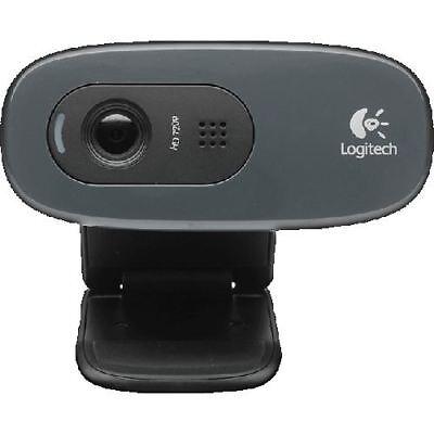 Logitech HD C270 Webcam USB