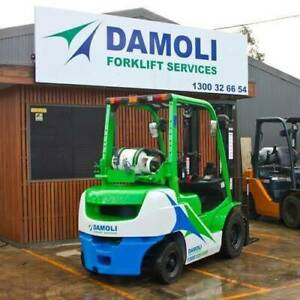 Toyota Forklift Hire - 1.0T to 4.0T Laverton North Wyndham Area Preview