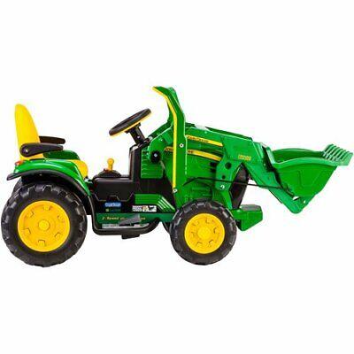 Peg Perego John Deere Ground Loader Ride on Toy