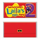 Wiggles Birthday Party Favours