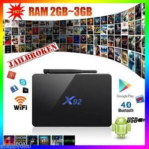 3+16GB XGODY 16.1 Jarvis Octa Core S912 Android6.0 TV BOX 2.4/5.8 Huntingdale Monash Area Preview