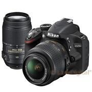 Digital SLR Camera Twin Lens