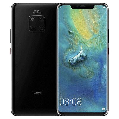 Huawei Mate 20 Pro LYA-L29 Dual 6GB RAM 128GB Black nuovo