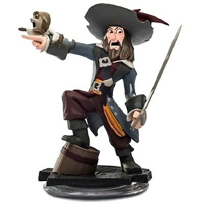 *Disney Infinity 1.0  2.0 3.0 Hector Barbossa Pirates of the Caribbean Wii PS4👾 - Hector Barbossa