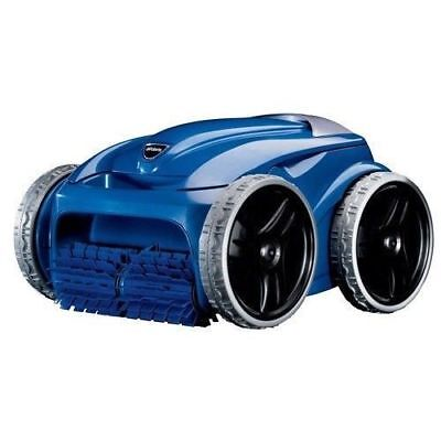 Zodiac Polaris 9450 Relaxation 4WD Robotic Inground Pool Cleaner w/ Caddy F9450