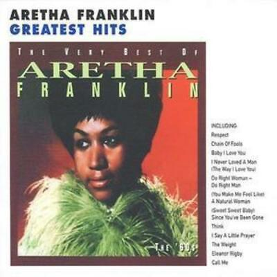 Aretha Franklin : Very Best of Aretha Franklin, The - The '60s CD