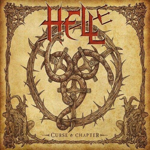 HELL - Curse & Chapter  [Ltd.CD+DVD]