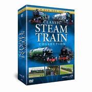 Steam Train DVD