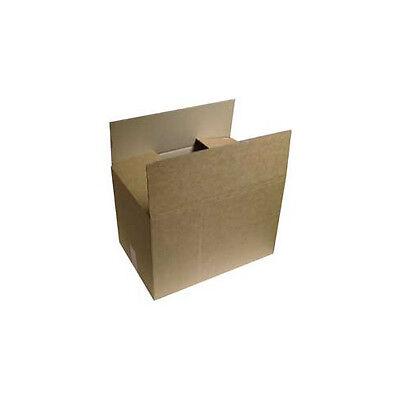 5 Postal Storage Cardboard Boxes 12 x 9 x 9