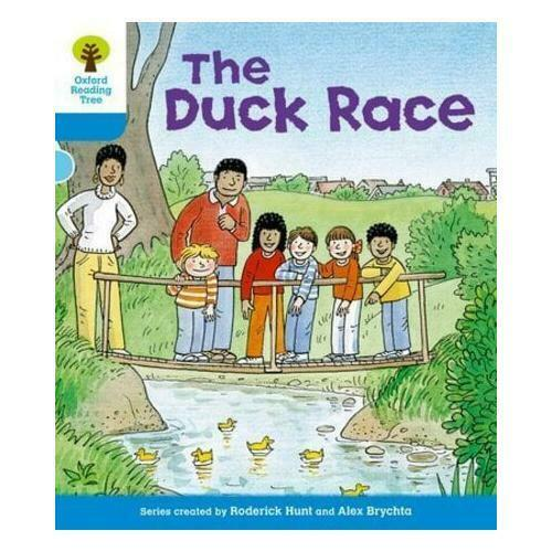 The+Duck+Race+by+Roderick+Hunt%2C+Gill+Howell%2C+Alex+Brychta