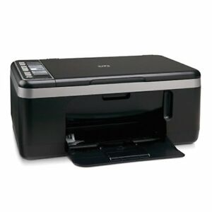 HP Deskjet F4180 All-In-One Inkjet Printer/ Scanner/ Copier