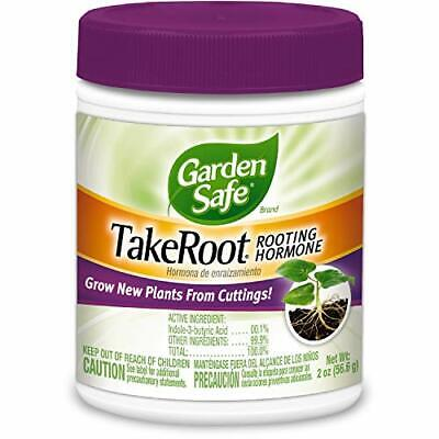 Garden Safe Rooting Hormone (93194) Case Fast Growth Plants Grow Cut Pack of 1
