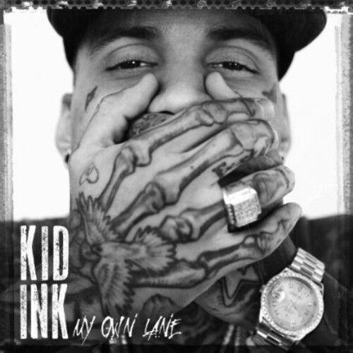 Kid Ink - My Own Lane [New CD] Clean