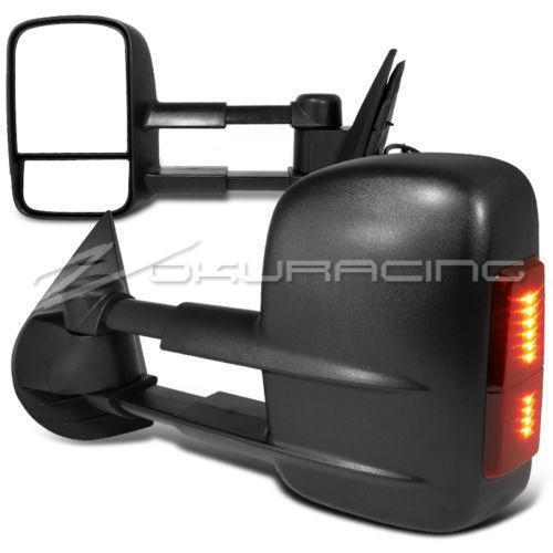 Chevy Silverado Power Towing Mirrors | eBay