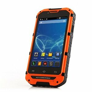 Discovery H20 Submersible smartphone!