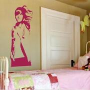 Justin Bieber Wall Stickers