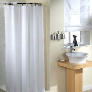 The Curtain Rod Shop Extra Wide Fabric Shower