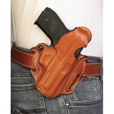 Desantis Scabbard Holster For Glock 19/23 Right Hand Black
