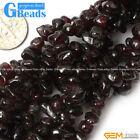 Freeform Garnet Loose Stone Beads