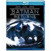Batman Returns Blu Ray