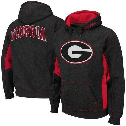 georgia bulldog hoodies georgia bulldogs hoodie college ncaa ebay 6969