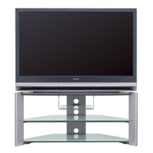 "1080p Sony 42"" LCD rear projection TV"