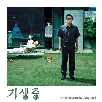 Parasite OST 2019 Palme d'Or Korean Movie O.S.T+Tracking Directed By Bong Joonho