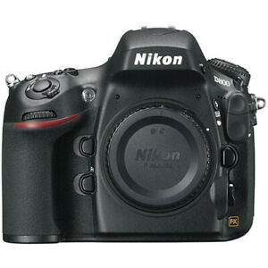 Nikon D800 Full Frame DSLR Excellent condition + extras