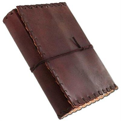 Medieval Renaissance Handmade Leather Diary Journal Thought Book By Armory Re