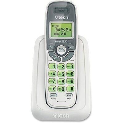Vtech Cs6114-11 Dect 6.0 Cordless Phone Caller Idcall Waitingwhite 1 Handset