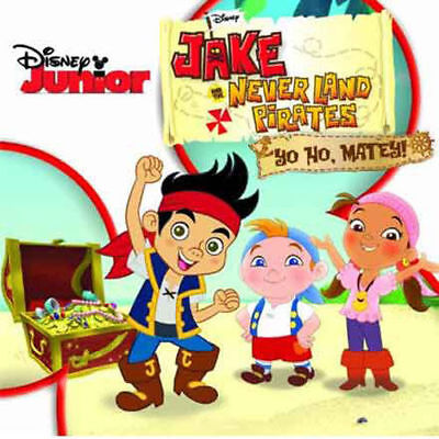 Jake The Neverland Piraten (Nimmerland Piraten Band - Jake And The Never Land Pirates: Yo Ho,Matey ! Neue CD)