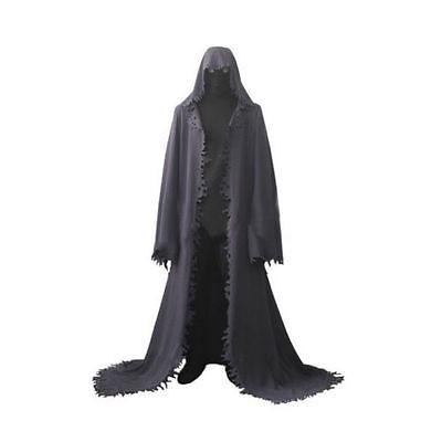 HOT COS Grim Reaper Cosplay Costume Customize Only the Cape Halloween :H - The Cape Costume