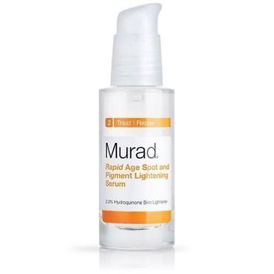 Murad  Rapid Age Spot And Pigment Lightening Serum 1Oz 30Ml No Box