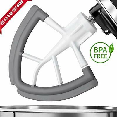 Flex Edge Beater For KitchenAid Tilt Head Stand Mixer Accessories 4.5-5 Quart