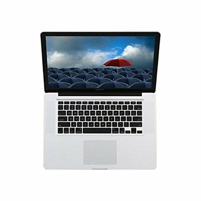 "Apple MacBook Pro 15"" Pre-Retina 1TB SSD Hybrid OSx-2017 8GB RAM 1 YEAR WARRANTY"