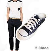 White Flat Shoelaces