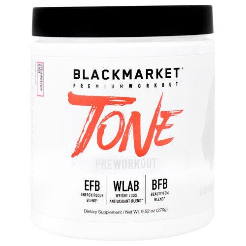 tone pre workout 30 servings women s