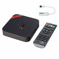 Quad-Core Android TV Box - Stream HD (Service+Warranty Included)
