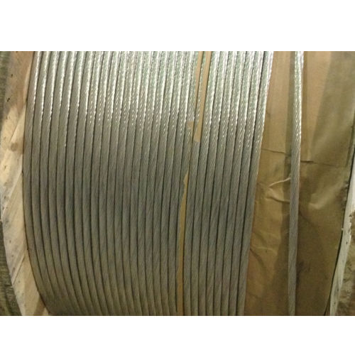 Is Steel A Conductor : Raven aluminum conductor steel reinforced acsr
