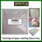 Food Wax Paper