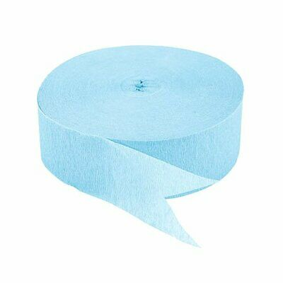 Blue Streamers (ice blue Jumbo Streamers (500)