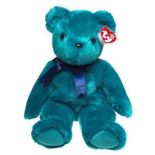 Old Face Teddy Bear