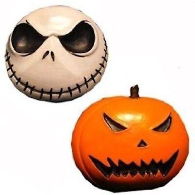 Halloween Nightmare Before Christmas Decorations (Nightmare Before Christmas Fridge Magnet Set of 2 Jack Pumpkin Halloween)